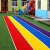 晟林人造草坪 专供幼儿园人造草坪 运动跑道