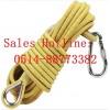 白锦纶复丝绳、丙纶绳、棉旗绳、安全绳、缆绳